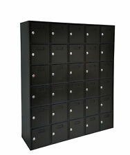 30 Slot Cellphone Locker Storage Charging Station Class Camp Security No Phone
