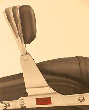 Harley original Sissy Bar soporte ajustable sideplates adjustable Mount softail