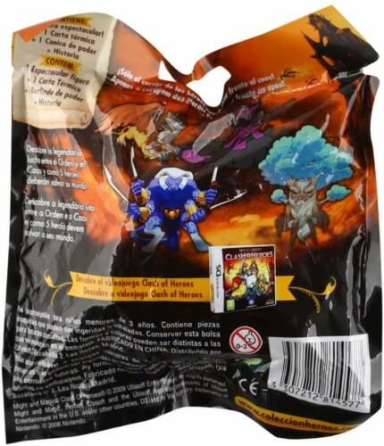 Clash Of Heroes Pack of 10 x Action Figures Blind Bag Packed Figures