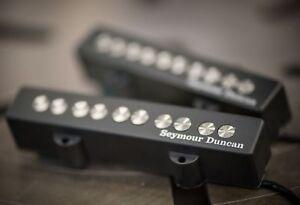 Seymour Duncan Sj5-3 5 String Quarter Pound Jazz Bass Single Coil Pickup Set