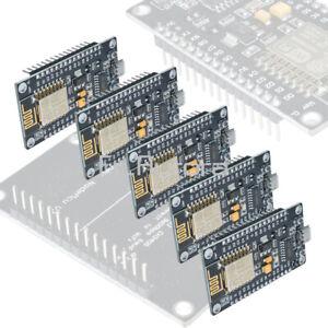 5PCS-NodeMcu-Lua-V3-ESP8266-ESP-12E-WIFI-Network-CH340G-Development-Board