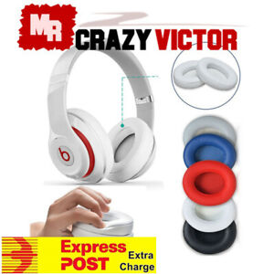 Replacement-Ear-Pads-Cushions-For-Beats-Studio-2-0-3-0-Over-the-Ear-Headphones