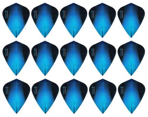 Ships w// Tracking Aqua 5 New Sets Harrows Sonic Kite Dart Flights