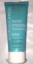 BRAND NEW Moroccanoil Restorative Hair Mask Repair 2.53oz 75ml TRAVEL SIZE TUBE