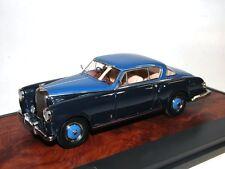 Matrix Scale Models, 1952 Bentley MK VI Pininfarina Coupe, blau, 1/43