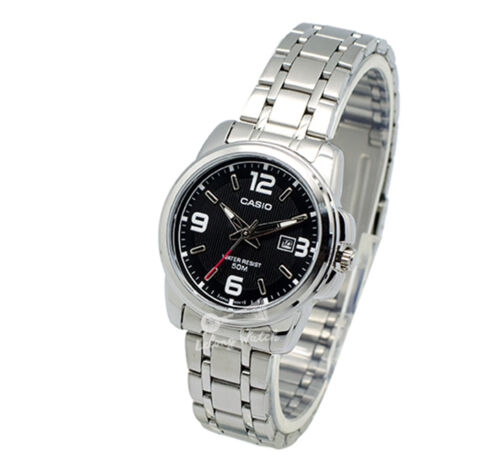 1 of 1 - -Casio LTP1314D-1A Ladies' Metal Fashion Watch Brand New & 100% Authentic