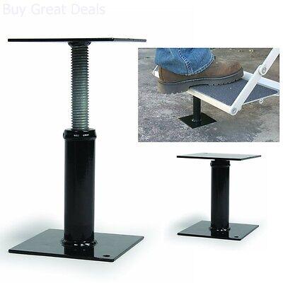 RV Self Stor Step Stabilizer Accessories Support Camper Trailer Brace Ladder NEW