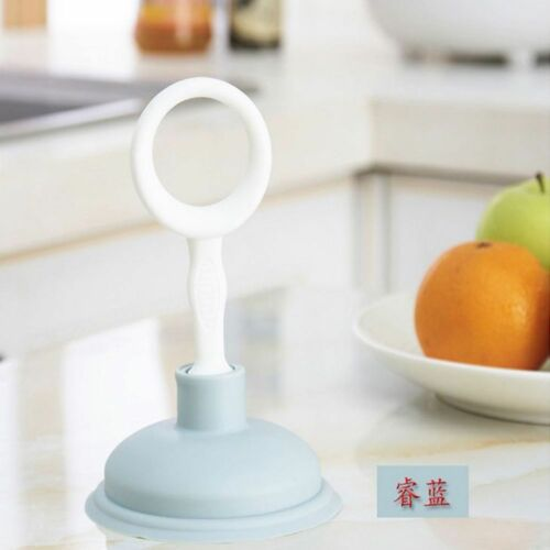 Sink Powerful Drain Pipe Toilet Plungers Suction Cup Dredge Dredging Device