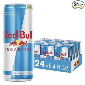 Red-Bull-Energy-Drink-Sugar-Free-24-Pack-of-8-4-Fl-Oz-Sugarfree-6-Packs-of-4