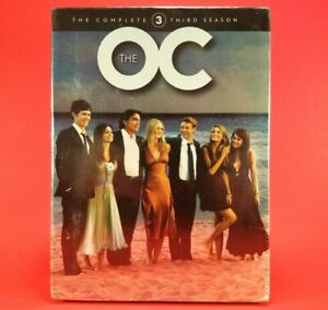 The-O-C-The-Complete-Third-Season-DVD-2006-7-Disc-Set-New-amp-Sealed