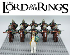 SELECTION figures: Eomer Rohirrim etc. Lego The Lord of the Rings//The Hobbit