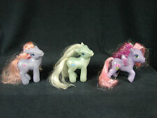 My Little Pony Lot Royal Rose Pegasus Crystal Crown Crystal Lake Friendship Ball