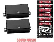 Seymour Duncan AHB-3s Mick Thomson EMTY Blackouts Active -  6 FREE String SETS