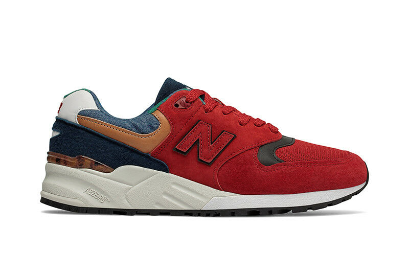 NIB New Balance M999WEB Connoisseur PREMIUM MADE IN USA LIFESTYLE SNEAKERS 999