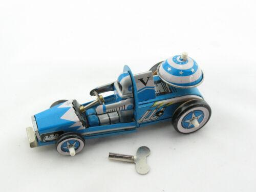 Blechspielzeug Spaceracer Mondfahrzeug mit Astronaut  3230269