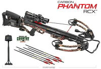 Tenpoint Carbon Phantom Rcx Crossbow Packge With Acudraw Cb17003-5112
