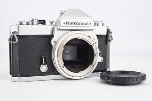 Nikon-Nikkormat-FT3-35mm-SLR-Film-Camera-with-Cap-and-Fresh-Batteries-V15