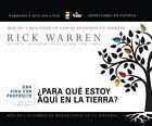 Vida Con Proposito by Rick Warren (CD-Audio, 2016)