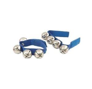 Z9v55-instrument De Musique Gros Bracelets Avec Crochet & Boucle Jingle Bandes-afficher Le Titre D'origine Bon GoûT