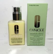 Clinique Dramatically Different Moisturizing Lotion with pump 4.2oz New formula