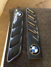 Ziergitter links Motorhaube/Kiemen BMW Z3 51138397505 Links + Rechts Orinoco Met