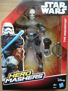Star Wars / Hero Mashers / Figur / The Inquisitor / Neu / OVP