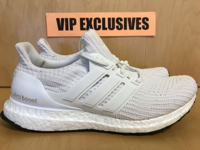 cd0a6b65b6d3 adidas US 11.5 Men s White Ultraboost Road Running Shoe BB6168 for ...