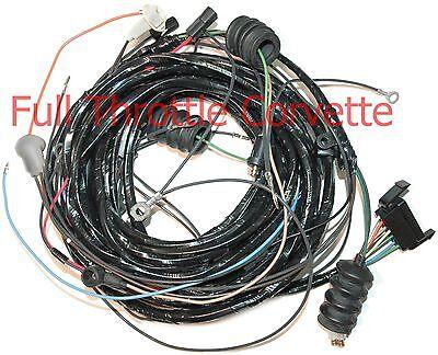 72 corvette wiring harness 1970 1971    corvette    rear lamp body    wiring       harness    new ebay  1970 1971    corvette    rear lamp body    wiring       harness    new ebay