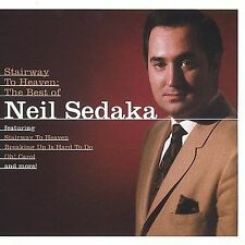 FREE US SHIP. on ANY 2 CDs! NEW CD SedakaNeil: Stairway to Heaven: The Best of