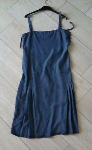 Vestito-abito-Prada-tg-40-colore-Jeans