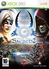 Sacred 2 Fallen Angel - Xbox 360 Game RPG Adventure Action Deep Silver 16 PAL