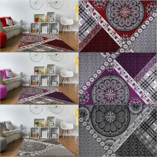 Latest Luxury Canterbury Style Design Home Carpet Area Rug Living Room Bedroom