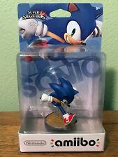 Amiibo Sonic Super Smash Bros Nintendo Wave 3 For Sale Online Ebay