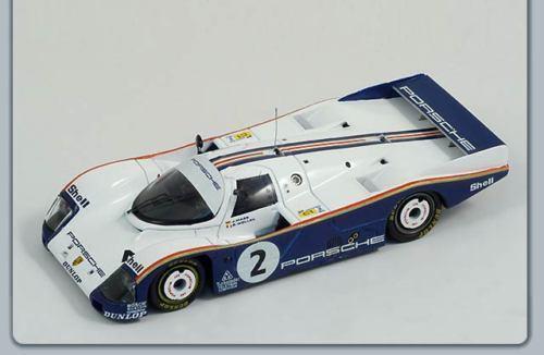 1 43 Porsche 962 redhmans Le Mans 24 Hrs 1986 Mass Wollek Schuppan