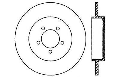 Z0305 Performance Cross Drilled Brake Rotors /& Ceramic Pads FRONT SET