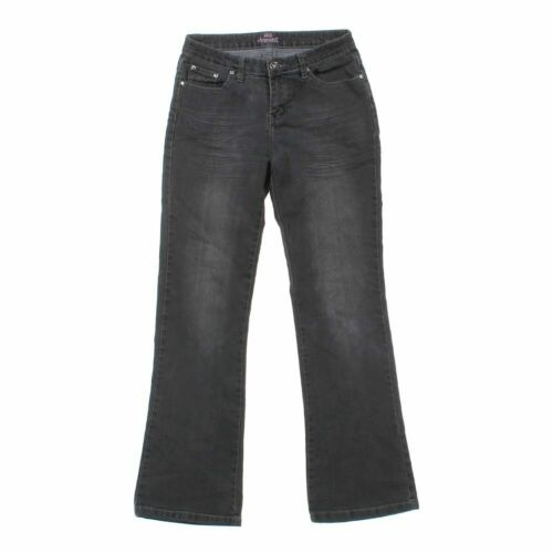 Gris Taille Miss 7 Jeaniest Jeans Coton Fille Ramie Polyester XXR4q7