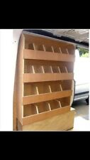 Mercedes Vito Van Storage Shelving Ply Lining Van  Racking Accessories