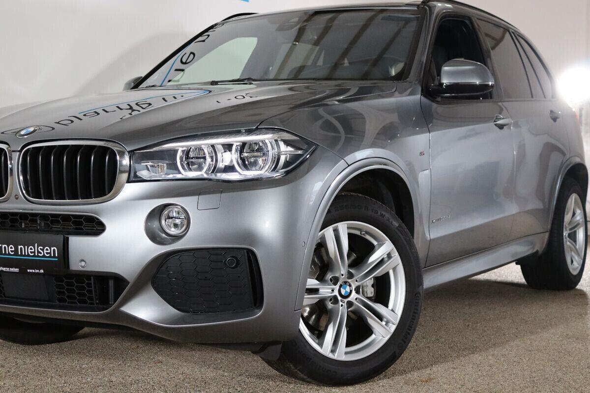 BMW X5 3,0 xDrive30d aut. - billede 3