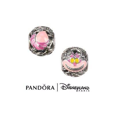 Disneyland Paris exclusive pandora charm Cheshire Cat Alice in wonderland |  eBay