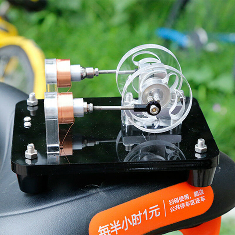 Brushless Hall Motor Reciprocating Men's Technology Gift Creative Gifts Gifts Gifts Boys DIY 04b11d