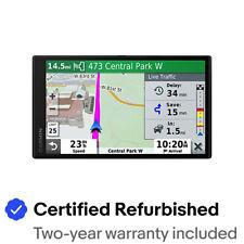 Garmin DriveSmart 65 GPS Premium Navigator with Amazon Alexa
