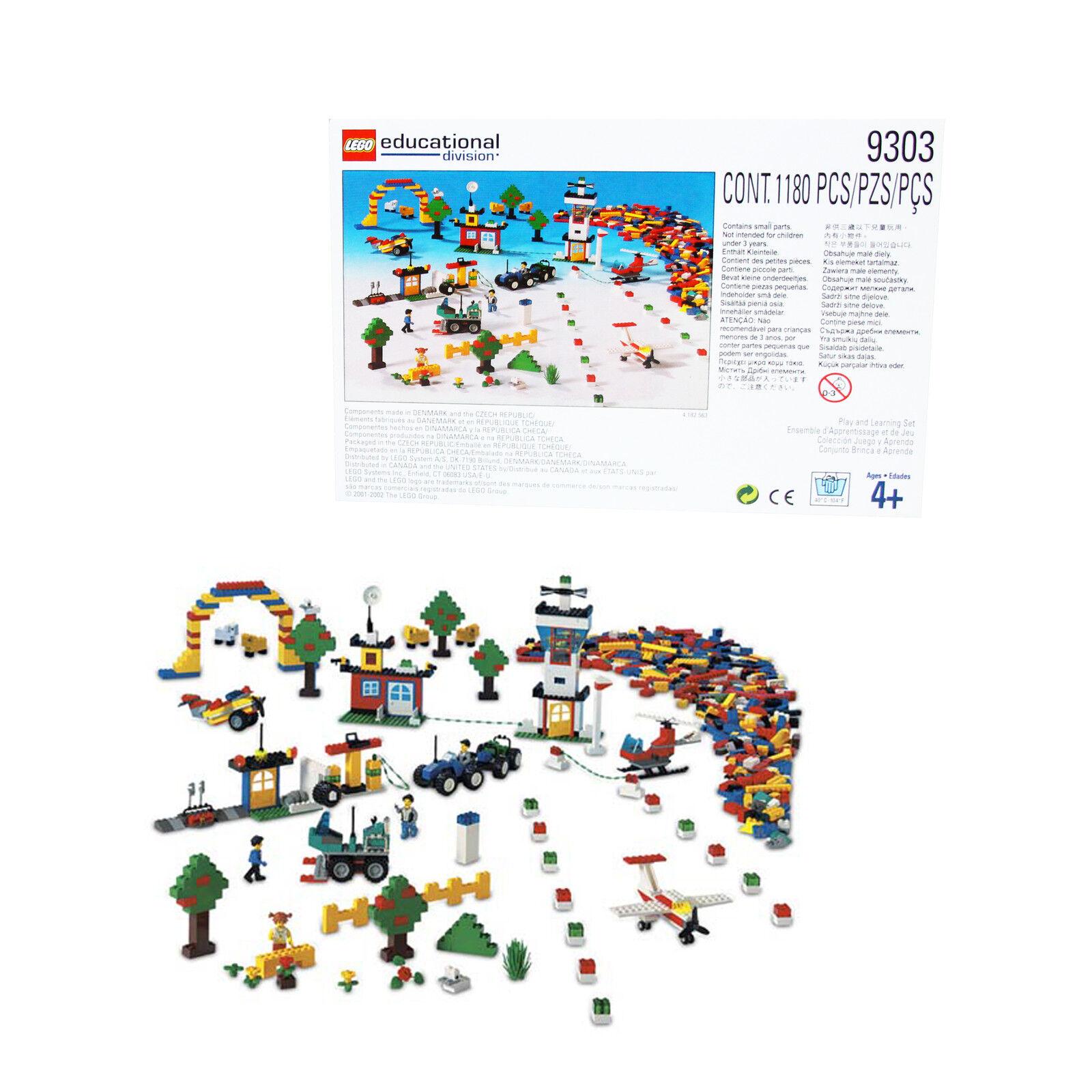 LEGO Creator 9303 Flughafen-Set NEU 1180 Teile ab 4 4 4 Jahre 2ffa53