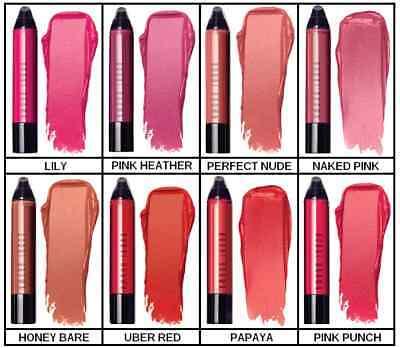 Bobbi Brown Art Stick Liquid Lip Gloss Natural Pink - Set