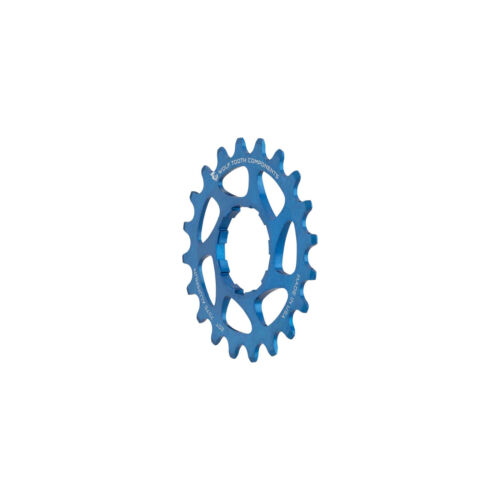 """Wolf Tooth Components Single Speed Bike 20t Cog 3//32/"""" Blue"""