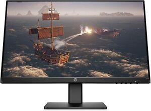 "HP X24i 23.8"" FHD IPS 144Hz Freesync Gaming Monitor 350nits 1ms HDMI DP - Black"