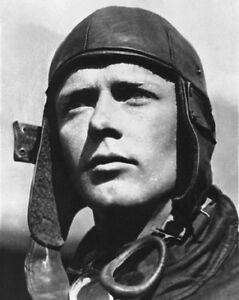 1940/'s American Aviator HOWARD HUGHES Glossy 8x10 Photo Print Portrait Poster