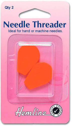 Pack of 2 Hemline Needle Threader