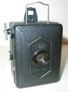 ZEISS IKON BABY BOX 54/18 – 3X4 BOXKAMERA 1934-38