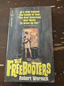 1965-The-Freebooters-by-Robert-Wernick-Paperback