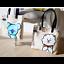 miniature 9 - BTS BT21 Official Authentic Goods PVC Shoulder Bag Tote Bag 7Characters